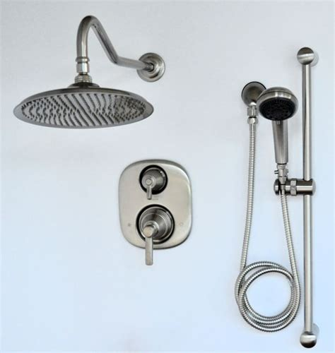 Shower Faucet System by Pressure Balancing Shower Faucet Systems