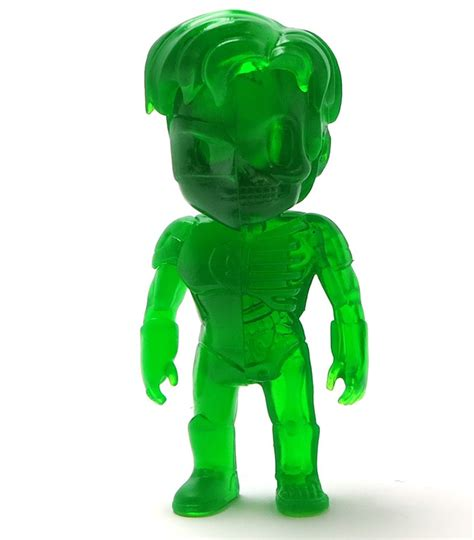 Xxray Green Lantern Dc Comics xxray series green lantern clear green stgcc exclusive dc comics artoyz