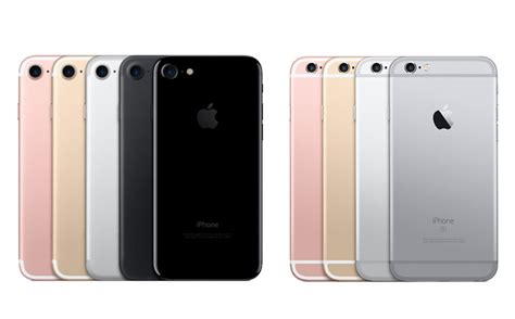 whats the newest iphone apple iphone 7 vs iphone 6s here s what s new bgr india