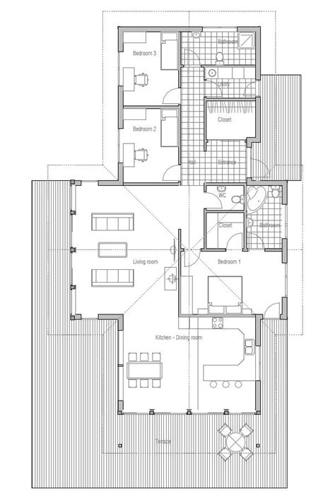 Small House Plans Vaulted Ceilings Pin By Concepthome On Home Plans Single Story