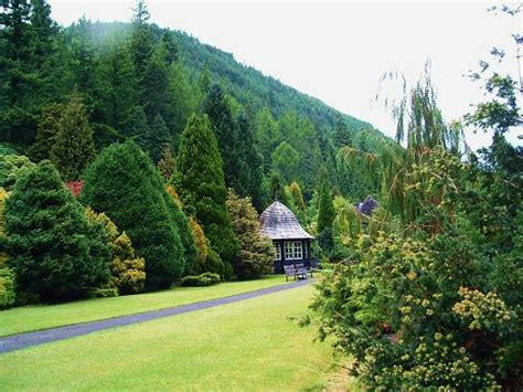 Benmore Botanic Gardens Benmore Botanic Garden Near Dunoon Great Gardens