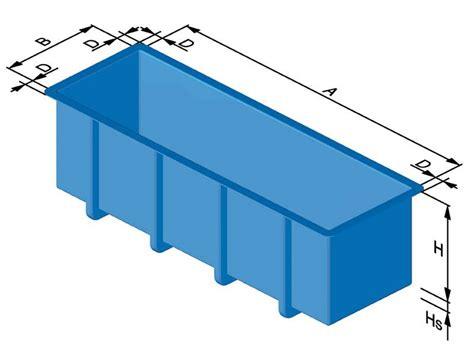 vasche rettangolari vasche e incubazione vasche rettangolari