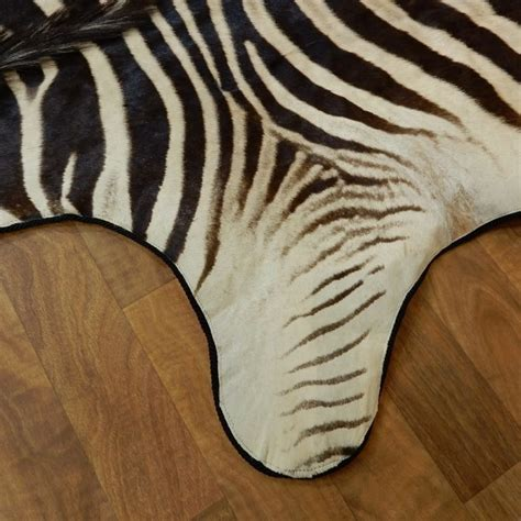 zebra rug for sale zebra size rug for sale 18212 the taxidermy store