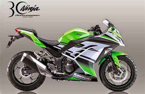 spesifikasi dan harga motor kawasaki 250 special edition abs