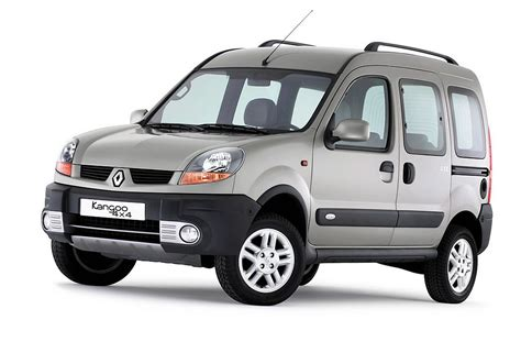 renault mpv renault kangoo cars specifications technical data
