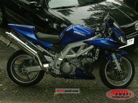 2003 Suzuki Sv 1000 Suzuki Sv 1000 S 2003 Specs And Photos