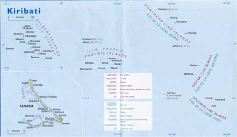 map of kiribati islands kiribati overview map kiribati mappery