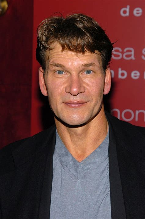 patrick swayze movies and biography yahoo movies showtimes reviews trailers news and more msn movies