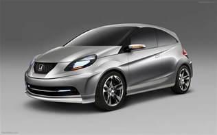 honda new small car honda small car concept widescreen car picture 01