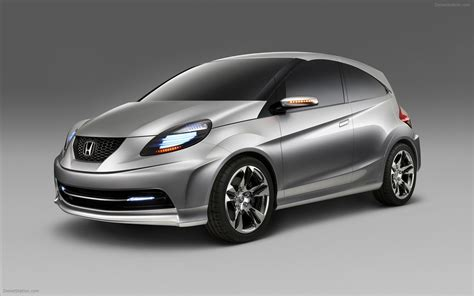 honda small car concept widescreen exotic car picture 01