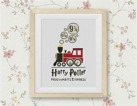 free counted cross stitch patterns and graphs movie bogo free hogwarts express cross stitch pattern platform