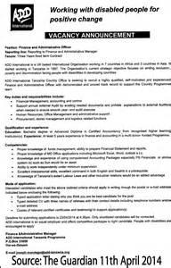 cover letter for finance officer cover letter for finance and admin officer