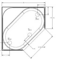 Corner Tub Dimensions Standard Tub Dimensions Images