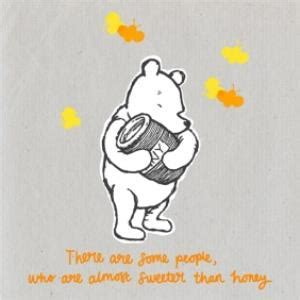 Thank you card   Disney   Winnie the Pooh   cute card