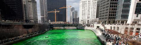 chicago river st s day history st s day traditions st s day history