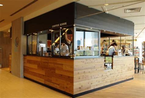 Coffee Shop Kiosk Design | be a good neighbor coffee kiosk coffee shop ideas