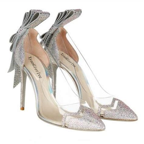 Popular Glass High Heel Shoes Buy Cheap Glass High Heel