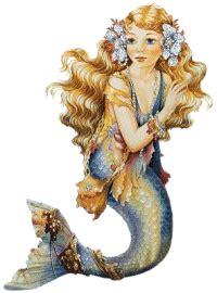 mermaid glitter gifs picgifscom