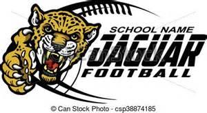 Jaguar Football Logo Vector Of Jaguar Football Team Design With Mascot For