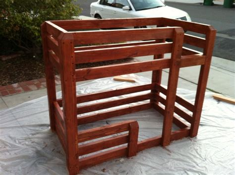 Bunk Bed Slats Replacement Toddler Sized Bunk Bed Bed Toddler Pinterest In Pictures Rope Ladder And Beds