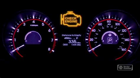 my check engine light is why is my check engine light on