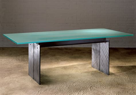 Glass Top Meeting Table Frosted Glass Top Meeting Table Modern Steel And Glass Meeting Tables Stoneline Designs