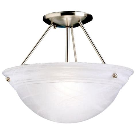 ceiling light fixture molding kichler 3718ni brushed nickel cove molding top glass 2