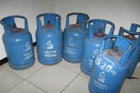 Tabung Blue Gas Baru tabung gas elpiji palsu bagaimana mengenalinya republika