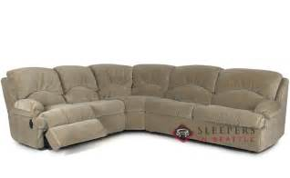 Reclining Sectional Sleeper Sofa Customize And Personalize Milan True Sectional Fabric Sofa By Savvy True Sectional Size Sofa