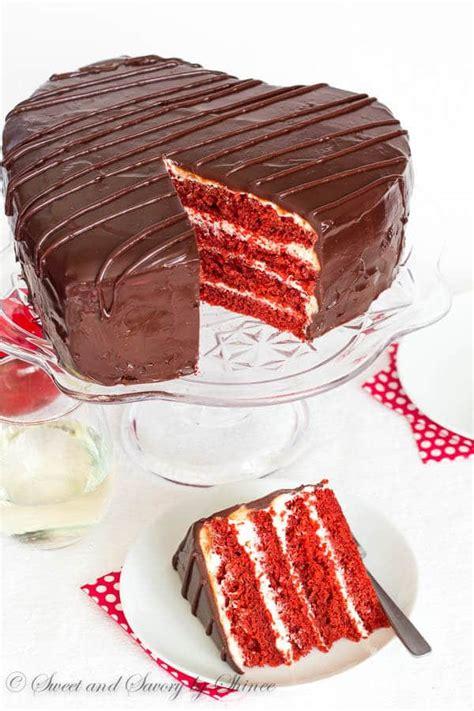 velvet s day desserts designer