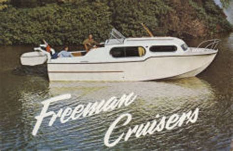 john freeman boats freeman cruisers why a freeman cruiser