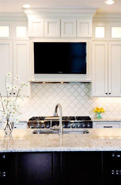 tv niche transitional kitchen exquisite kitchen design kitchen hood with tv niche transitional closet