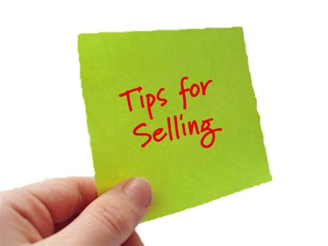 house selling tips image gallery selling tips