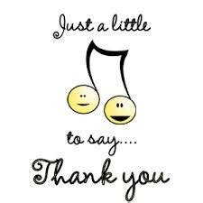 Thank You Letter To Choir Bridget Catholic Church Thank You St Bridget S All Purpose Choir And Cantors
