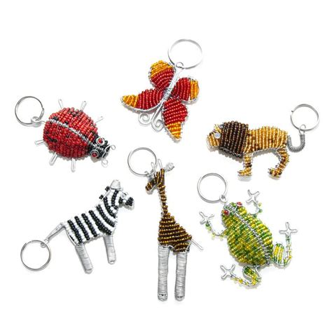 beaded animal keychains 17 best images about bead creatures on basset