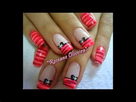imagenes de uñas acrilicas decoradas juveniles 2015 u 209 as decoradas 2014 2015 youtube