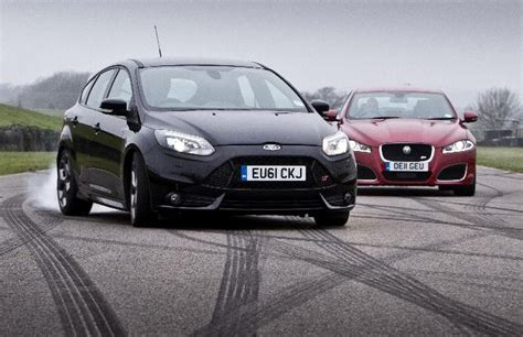 ford and jaguar ford focus st and jaguar xfr coming to