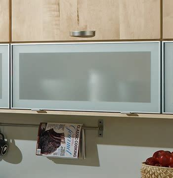 Aluminum Frame Glass Kitchen Cabinet Doors by Aluminum Frame Glass Doors Traditional Kitchen