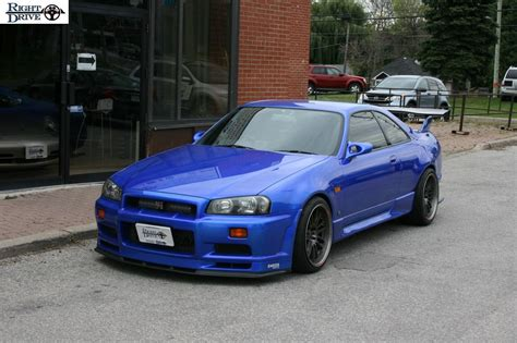 skyline nissan r34 1994 nissan skyline gts for sale rightdrive r34 conversion