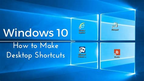 how to make a short cut on natural hair how to make desktop shortcuts windows 10 tutorial youtube