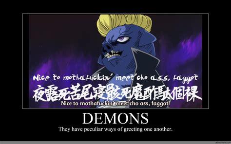 Demon Memes - demons anime meme com