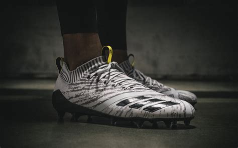 adidas knit cleats adidas releases new football uniforms a history of the