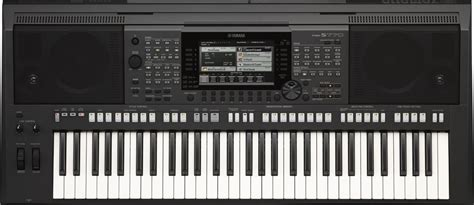 Keyboard Yamaha Psr S550 Second yamaha psr s770 yamaha keyboard