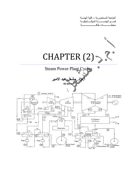 steam power plants study material lecturing notes lovely working of steam power plant pdf ideas electrical