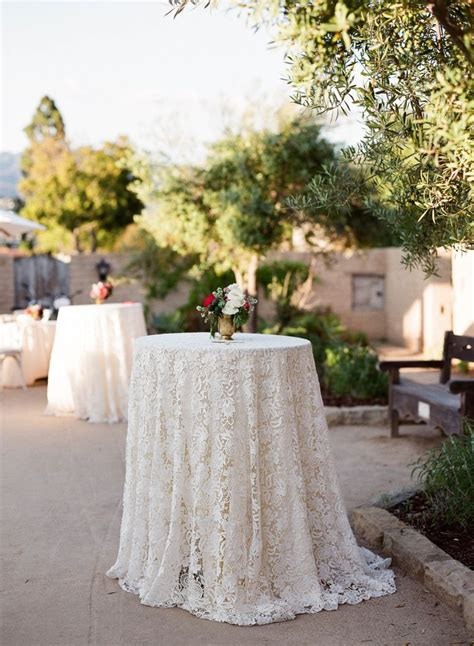 25 best ideas about table cloth wedding on