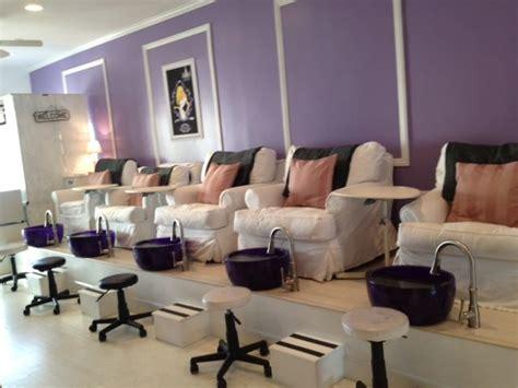Manicure Pedicure Di Salon idea for pedicure stations using noel asmar pedicure bowls and accessories spa