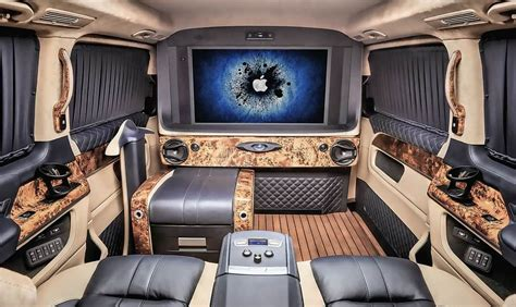 mercedes sprinter luxury seen a luxury yacht on wheels check this mercedes