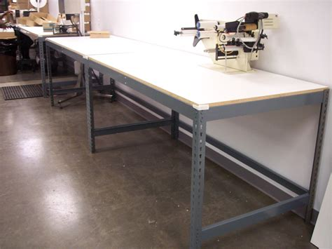 warehouse work benches work benches all american rack company warehouse pallet