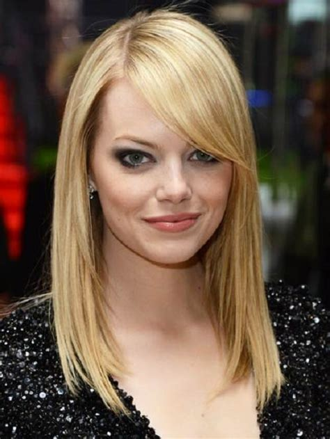 long hairstyles with side bangs long hair styles with side bangs and layers fashion female