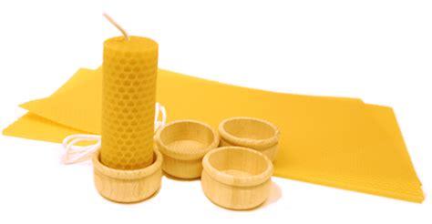 candele con cera d api fare candele con cera d api idee immagine di decorazione